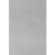 LUX 13 x 19 Paper 50/Pack, Silver Sparkle (1319-P-MS01-50)