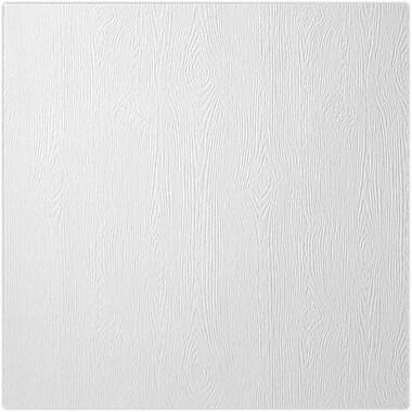 LUX 12 x 12 Paper 500/Pack, White Birch Woodgrain (1212-P-S02-500)