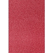 LUX 13 x 19 Paper 50/Pack, Holiday Red Sparkle (1319-P-MS08-50)
