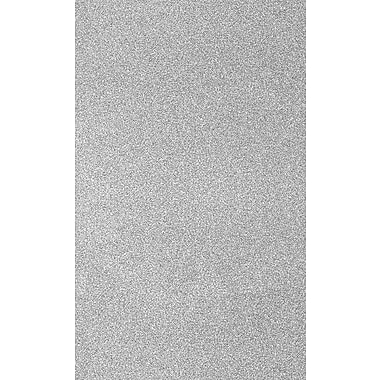 LUX 8 1/2 x 14 Paper 500/Pack, Silver Sparkle (81214-P-MS01500)