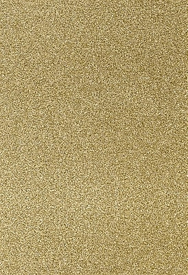 LUX 13 x 19 Cardstock 50/Pack, Gold Sparkle (1319-C-MS02-50)