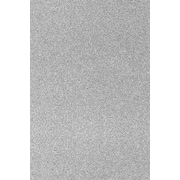 LUX 12 x 18 Cardstock 250/Pack, Silver Sparkle (1218-C-MS01-250)