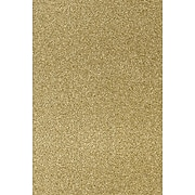 LUX 12 x 18 Cardstock 50/Pack, Gold Sparkle (1218-C-MS02-50)