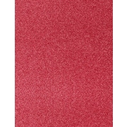 LUX 8 1/2 x 11 Cardstock 50/Pack, Holiday Red Sparkle (81211-C-MS08-50)