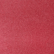 LUX 12 x 12 Cardstock 50/Pack, Holiday Red Sparkle (1212-C-MS08-50)