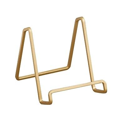 Tripar Metal Easel in Gold Finish 4