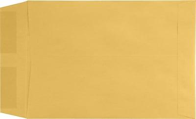 LUX 7 x 10 Open End - 24lb. Brown Kraft 250/Pack, 24lb. Brown Kraft (WS-4752-250)