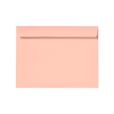 LUX Booklet Envelopes, Blush, 9