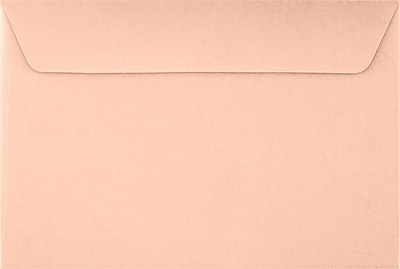 LUX 6 x 9 Booklet Envelopes 1000/Pack, Blush (LUX-4820-391000)