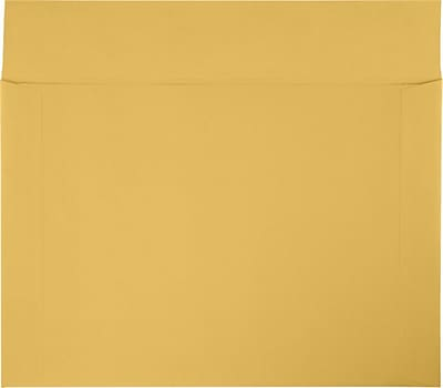 LUX 12 x 17 Booklet - 40lb. Brown Kraft 50/Pack, 40lb. Brown Kraft (WS-5280-50)