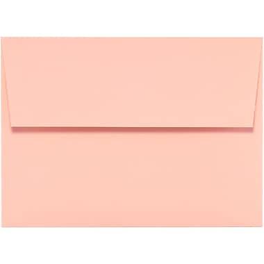 LUX A6 Invitation Envelopes (4 3/4 x 6 1/2) 50/Pack, Blush (LUX-4875-39-50)