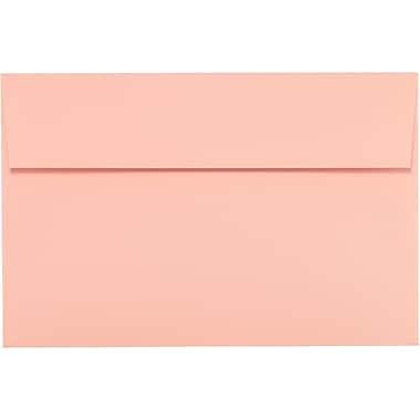 LUX A9 Invitation Envelopes (5 3/4 x 8 3/4) 250/Pack, Blush (LUX-4895-39-250)