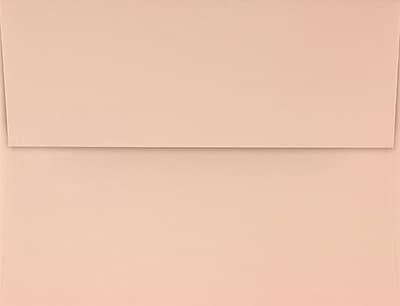 LUX A4 Invitation Envelopes (4 1/4 x 6 1/4) 1000/Pack, Blush (4872-114B-1000)