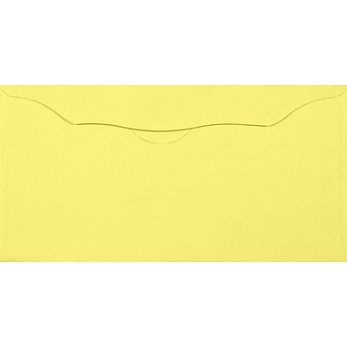 LUX Offering Envelopes (3 1/8 x 6 1/4) 250/Pack, Pastel Canary (WS-7610-250)