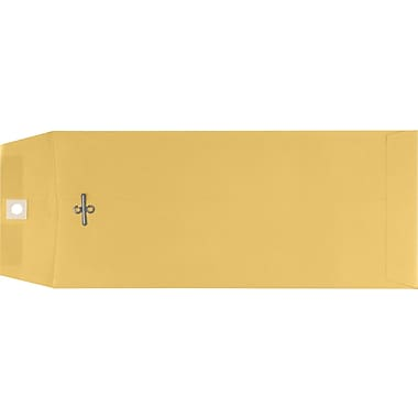 LUX 5 x 11 1/2 Open End - 32lb. Brown Kraft 250/Pack, 32lb. Brown Kraft (WS-5560-250)