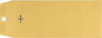 LUX 5 x 11 1/2 Open End - 32lb. Brown Kraft 500/Pack, 32lb. Brown Kraft (WS-5560-500)