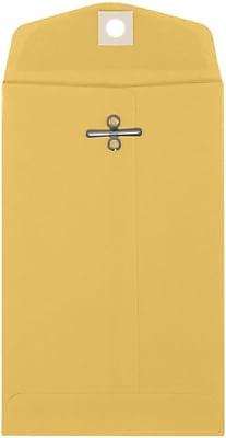 LUX 4 x 6 3/8 Open End - 32lb. Brown Kraft 250/Pack, 32lb. Brown Kraft (WS-5504-250)
