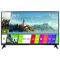 "LG 43LJ5500 43"" 1080p Smart LED HDTV + $100 Dell eGift Card"