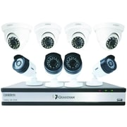 Uniden Guardian G71644d3 16-channel 1080p 3tb Surveillance System with 8 Cameras