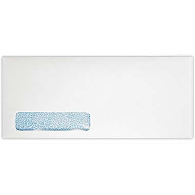 LUX #14 Window Envelopes (5 x 11 1/2) 50/Pack, 24lb. Bright White w/ Sec. Tint (14W-WST-50)