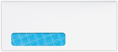 LUX #10 Antimicrobial Window Envelopes (4 1/8