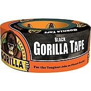 """Gorilla Heavy Duty Duct Tape, 1.88""""W x 12 Yds., Black (60122)"""
