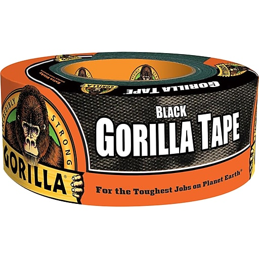 """Heavy Duty Duct Tape Double Thick Indoor Outdoor Adhesive Repair 1.88/"""" x 12 yd"""