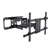 TygerClaw Full Motion Wall Mount for 37 in. to 70 in. Flat Panel TV (LCD3429BLK)
