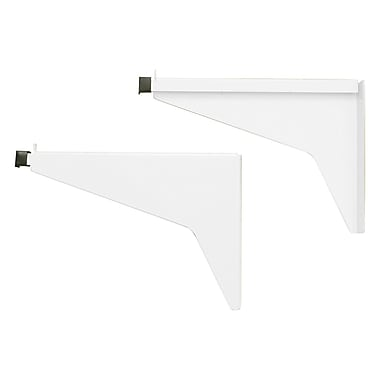 Adir Corp Drop Lift Wall Rack for Blueprints - Plans, White (616-WHI)