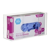 AdirMed Acrylic Glove Dispenser, Single Box Capacity  (902-01)