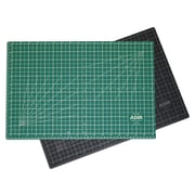 Adir Self Healing Cutting Mat Reversible Green/Black 36 inch x 48 inch (CM3648) by