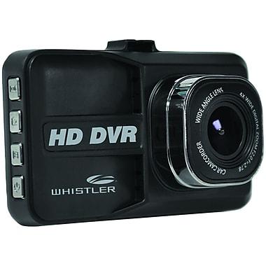 Whistler D14vr D14vr 1080p/720p Hd Automotive Dvr With 3