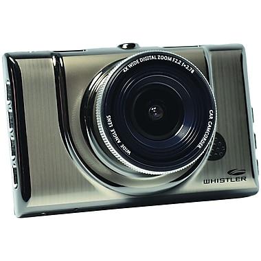 Whistler D16vr D16vr 1080p/720p Hd Automotive Dvr With 3