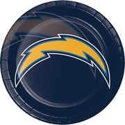 NFL San Diego Chargers Paper Plates 8 pk (429526)