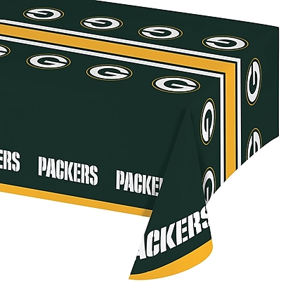 NFL Green Bay Packers Plastic Tablecloth (729512)