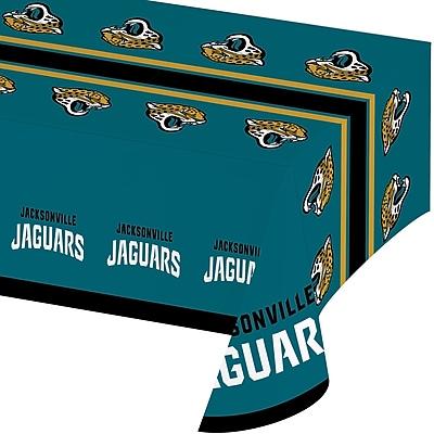 NFL Jacksonville Jaguars Plastic Tablecloth (729515) 24008593