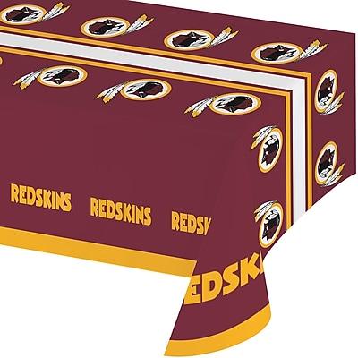 NFL Washington Redskins Plastic Tablecloth (729532) 24008407