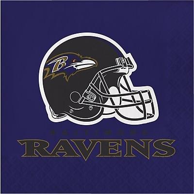 NFL Baltimore Ravens Napkins 16 pk (669503)