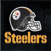 NFL Pittsburgh Steelers Napkins 16 pk (669525)