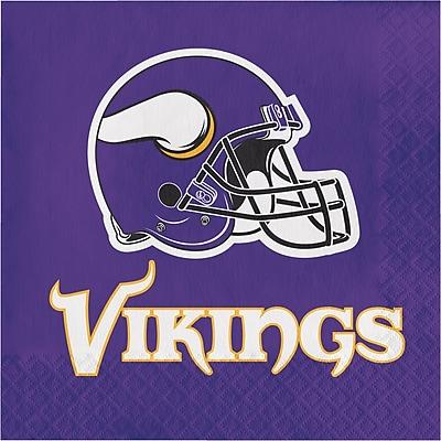 NFL Minnesota Vikings Napkins 16 pk (669518)