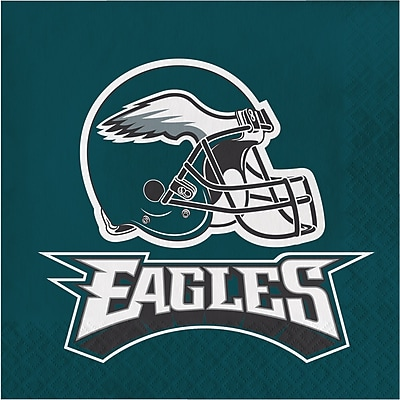 NFL Philadelphia Eagles Napkins 16 pk (669524)