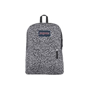 JanSport SuperBreak Backpack, Artwork, Black Noise (JS00T50158F)