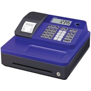 Casio SE-G1BU Electronic Cash Register, Blue