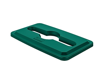 Suncast Commercial Recycling Lid Green (TCNLID03G)