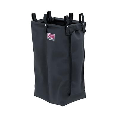 Suncast Commercial House Keeping Cart Hanging/Divided Bag (HKCBAG02)