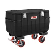 Suncast Commercial Job Box with Fork Lift and Casters (BMJB4824FLC)