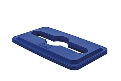Suncast Commercial Recycling Lid Blue (TCNLID03BL)