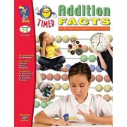 On The Mark Timed Addition Facts (Edre30840)