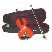 Merano MV200 Half Size Violin with Case and Bow(MRNMI255)