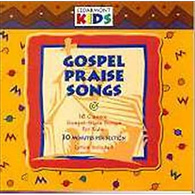 Provident-Integrity Distribut Disc Cedarmont Kids Gospel Praise Songs(ANCRD19933)
